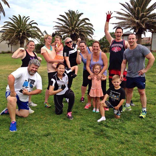 Boot Camp, Group Fitness Adelaide